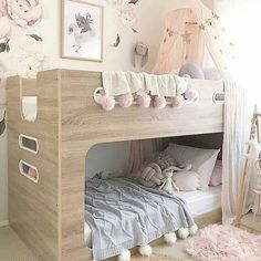 Which kids' room is your favourite? 💖 1-5? .Follow @fashions.tv 💕.By @decor_for_kids