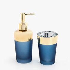 Afbeelding van het product Tweekleurige badkamerset