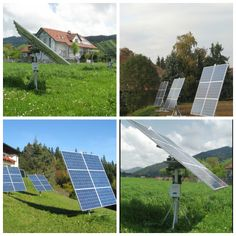Location:Austria Power Output: 1.4 kW 180 Trannergy PVI1300TL; Monitoring System: Trannergy Cloud;
