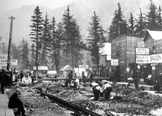 Gold Rush Alaska Klondike Gold Rush Pictures : Discovery Channel