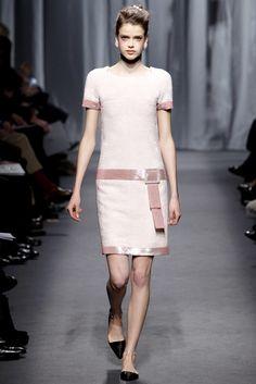 Chanel Spring 2011 Couture Fashion Show - Julia Saner (ELITE)