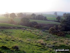 Walk Picture/View: The Staffordshire countryside from Butterton in The Peak District, Staffordshire, England by James Gray (12)