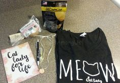 Cat Lady Subscription Box Giveaway