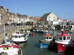 Wish I was there now.....one of my favorite places on earth Pittenweem Scotland