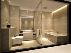 Niezwykle piękne aranżacje łazienek - aż chce się w nich spędzić cały wieczór!