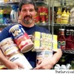 6 Foods with long shelf lives for prepper storage. Great article from Survival Spot. Survival Blog, Homestead Survival, Survival Prepping, Survival Skills, Survival Stuff, Survival Gear, Survival Essentials, Doomsday Prepping, Survival Hacks
