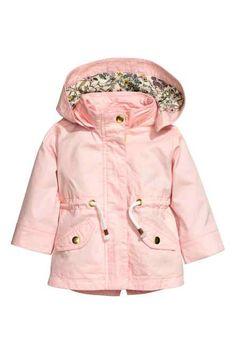 H&M - Cotton parka £17.99