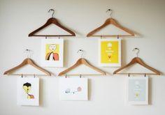 Klasversiering - De kunst van het ophangen