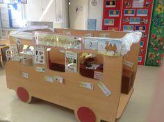 Ice cream van role play
