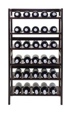 Silvi 30 Bottle Wine Rack
