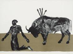 Dame Elisabeth Frink, 'Corrida Three' 1973