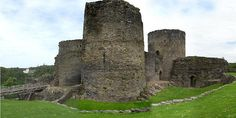 Wales – Cilgerran Castle is first mentioned by name in 1164, when the Lord Rhys captured the castle here. It was retaken by William Marshal, earl of Pembroke, in 1204, only to be taken again by the Welsh during Llywelyn the Great's campaigns in 1215. However, eight years later, William's son, another William, regained control, and it was probably he who built the imposing masonry castle we see today.