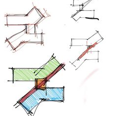 Concept Of Kindergarten Architecture ; Architecture Design, Concept Models Architecture, Conceptual Architecture, Architecture Concept Drawings, Architecture Graphics, Architectural Drawings, Architecture Diagrams, Architectural Models, Kindergarten Architecture