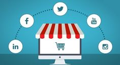 How to Skyrocket #Ecommerce #Sales From #SocialMedia > #Socialmarketing #SMO #SMM #Business #Online