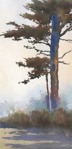 Michael Reardon     Here are my two demos from this past weekend's workshop at the Mendocino Art Center. A great group of painters.