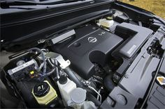 Nissan added a new 3.5L 260 hp. DOHC V-6 engine to the all-new 2013 Pathfinder. - Automotive Fleet Magazine - www.automotive-fleet.com #fleet