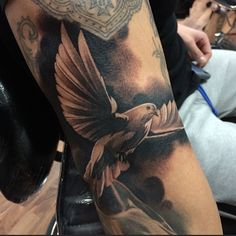 Little quick banger... #inkslingers #bishoprotary