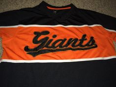 271dfacedc9 Sale Vintage Stitches SAN FRANCISCO GIANTS Baseball by casualisme San  Francisco Giants Baseball