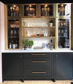 65 Best and Cool Home Bar Design Confused to make a bar room? On the topic of design for our favorite home is to discuss the design of the bar room that will be in our home. Diy Home Bar, Home Bar Decor, Bars For Home, Home Wet Bar, Modern Home Bar, In Home Bar Ideas, Mini Bar At Home, House Ideas, Bar Interior