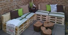 furniture made out of crates - Google Search