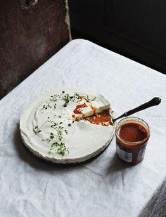 (via Greek yogurt cake caramel sauce - Suvi sur le vif | Lily)