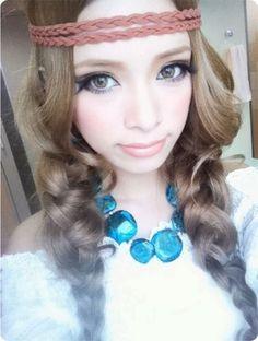 Sayoko Ozaki #japanesemodel #model #gyaru #happienuts