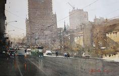ARTchipel art contemporain - Un artiste chaque jour: Joseph Zbukvic