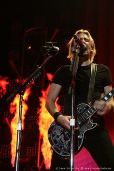 Nickelback at Copps Coliseum