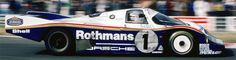 1983 2nd: 956-005 (Turbo 2.6) #1 Jacky Ickx/Derek Bell