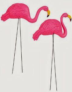 For the garden - Flamingo, flamingo, flamingo!! « OK Kiss Me