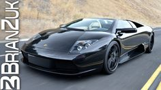Lamborghini Murcielago Roadster with LNB Exhaust - In Action