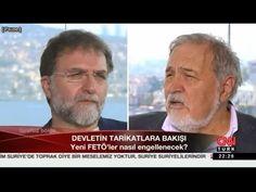 Prof.Dr. İlber Ortaylı | Tarafsız Bölge - Ahmet Hakan  13 Eylül 2016 | T...