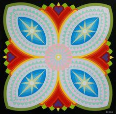 Mandalas by Peter de Jong