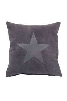 Gant Home Putetrekk Suede star Throw Pillows, Stars, Bedroom, Home, Toss Pillows, Cushions, Ad Home, Decorative Pillows, Sterne