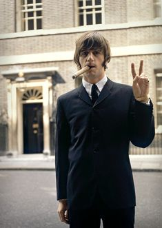Ringo Starr- happy late birthday again :)