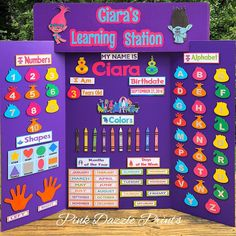 Preschool Learning Activities, Preschool At Home, Preschool Curriculum, Baby Learning, Preschool Activities, Teaching Kids, Preschool Classroom, Homeschooling, Learning Stations