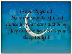 Good night quotes !!!!!