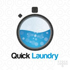 LOGO FOR A NEW AND TRENDY CHAIN OF DRY CLEAN AND LAUNDRY