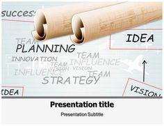 Download Planning Idea Powerpoint Template