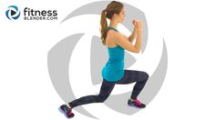 New: Squats For A Better Booty + Fat Burning Cardio - 10 Minute Lower Body Workout @ http://bit.ly/1ySwoc1 A fun & sweaty combo of cardio moves weaved in with squats & lunges. It's going to have your lungs & your legs working - it's excellent for shaping the lower body & burning off extra calories (helpful if you're trying to lose or maintain weight).