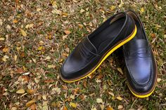 Passo Footwear Loafer Leather Black