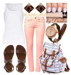 #kamzakrasou #sexi #love #jeans #clothes #dress #shoes #fashion #style #outfit #heels #bags #blouses #dress #dresses #dressup #trendy #tip #new #kiss #kissesKvietkovo-pruhovaný batoh - KAMzaKRÁSOU.sk