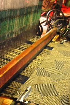 Japanese Sashiko weaving