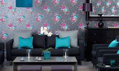 Wandfarbe Grau - schöne Wandfarben - fresHouse