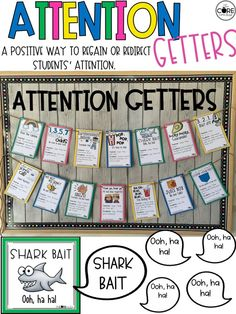 Calm a noisy classroom with these trendy classroom call backs. These are effective and engaging for every classroom.