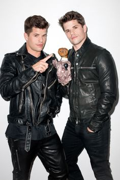 Twin brothers and actors Charlie and Max Carver appear in a new photo shoot lensed by fashion photographer Terry Richardson. 1950s Jacket Mens, Cargo Jacket Mens, Grey Bomber Jacket, Green Cargo Jacket, Carver Twins, Max Carver, Terry Richardson, Aiden Teen Wolf, Max And Charlie Carver