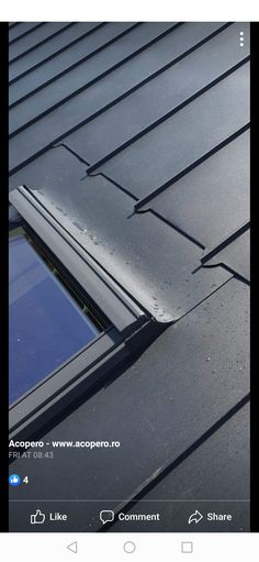 Metal Siding, Steel Roofing, Metal Roof, Hip Roof, Flat Roof, House Windows, House Roof, Country Farmhouse Exterior, Roof Cladding
