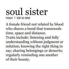 tag them below 👇🏽👇🏽👇🏽 Soul Sister Quotes, Cousin Quotes, Girl Boss Quotes, Soul Quotes, Best Friend Quotes, Words Quotes, Qoutes, Sayings, Motivational Words