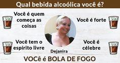Qual bebida alcoólica você é?