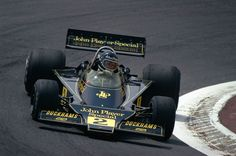 Jacky Ickx Lotus - Ford 1974